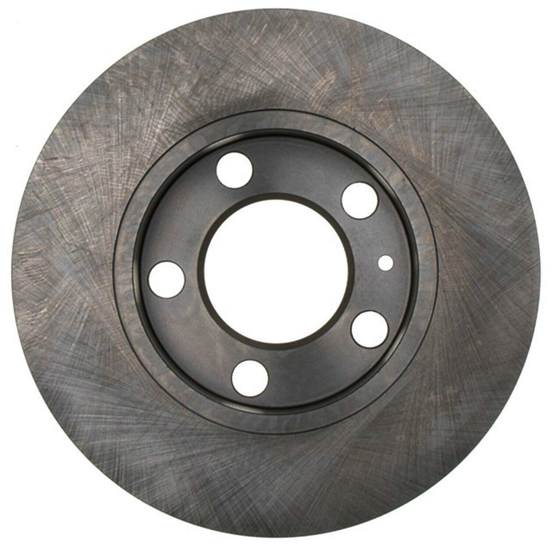 Disc Brake Rotor-Non-Coated Rear ACDelco Advantage 18A943A