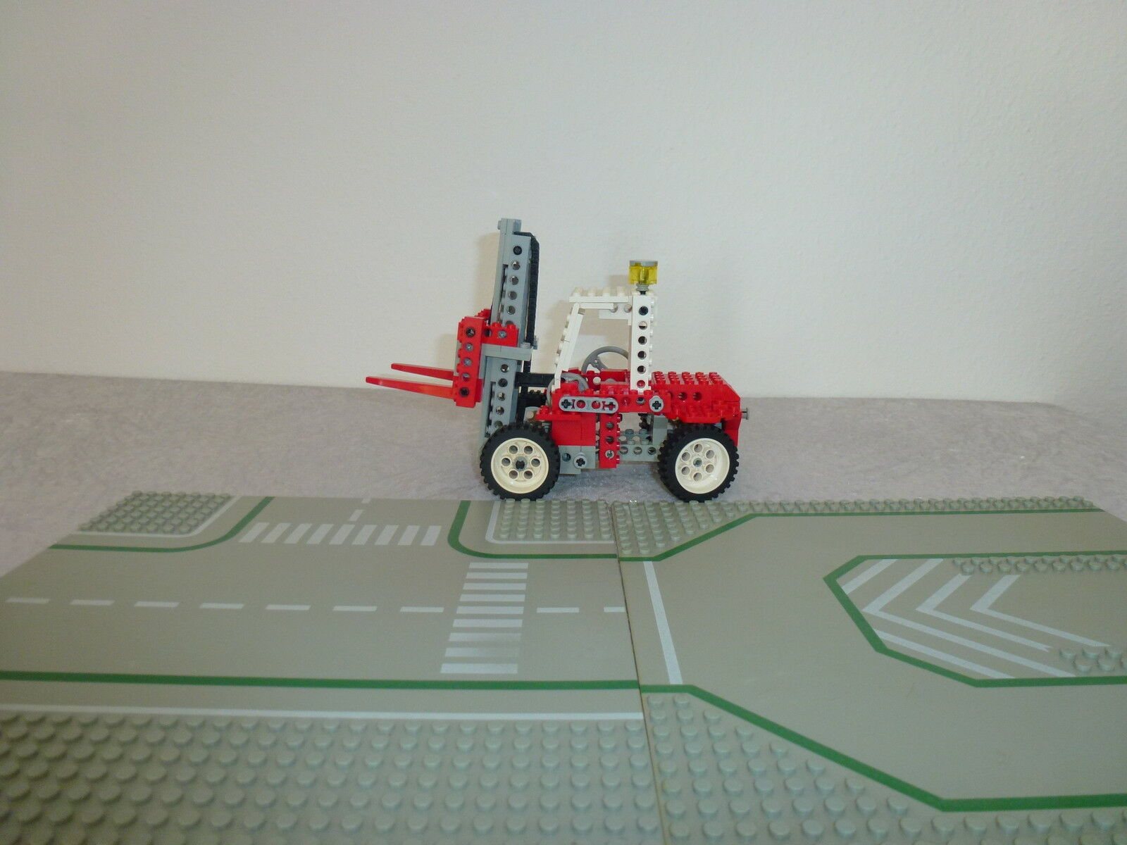 Lego Technik 8835 +2 Strassen+ Rarität aus dem Jahr 1989  (20)