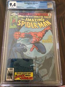 Amazing-Spiderman-200-CGC-Grade-9-4-w-Strike-Through-UPC-VERY-RARE-WP