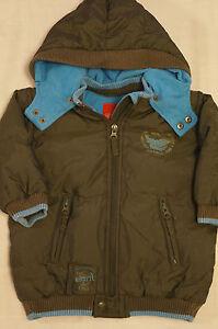 a5f163e5d9c3d9 Das Bild wird geladen Esprit-Baby-Daunenjacke-Jacke-mit-abnehmbarer-Kapuze -Winterjacke-