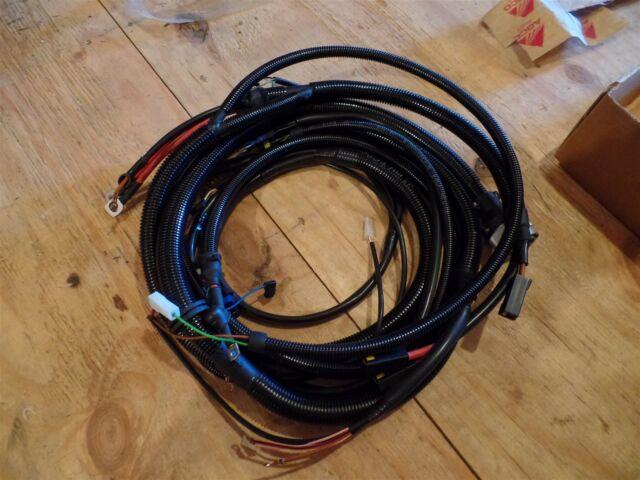 buy 72270804 wiring harness agco massey ferguson 6105 8610 8630 rh ebay com