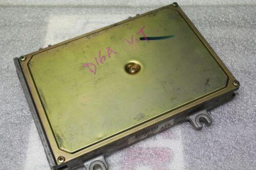 JDM 92-95 HONDA CIVIC 1.5 1.6 ZC SOHC VTEC AUTO OBD1 ECU 37820 P91 900 PO8 P28