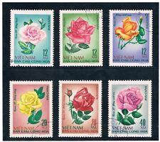 VIET NAM 1968 Roses (Flora) FU CV $9.00
