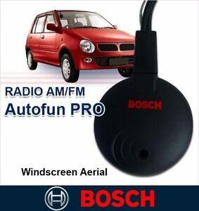 Details about BOSCH Autofun active Universal car windscreen aerial antenna  FM/AM
