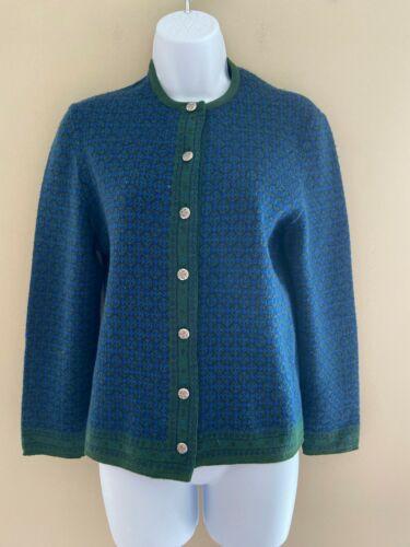 Vintage 1960's Cardigan Sweater by Catalina Jacqua