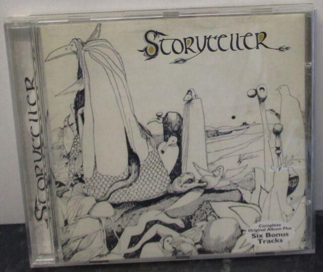 STORYTELLER - Self Titled - CD ALBUM