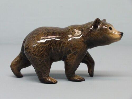 HTF Hagen Renaker Walking Grizzly Bear Mama