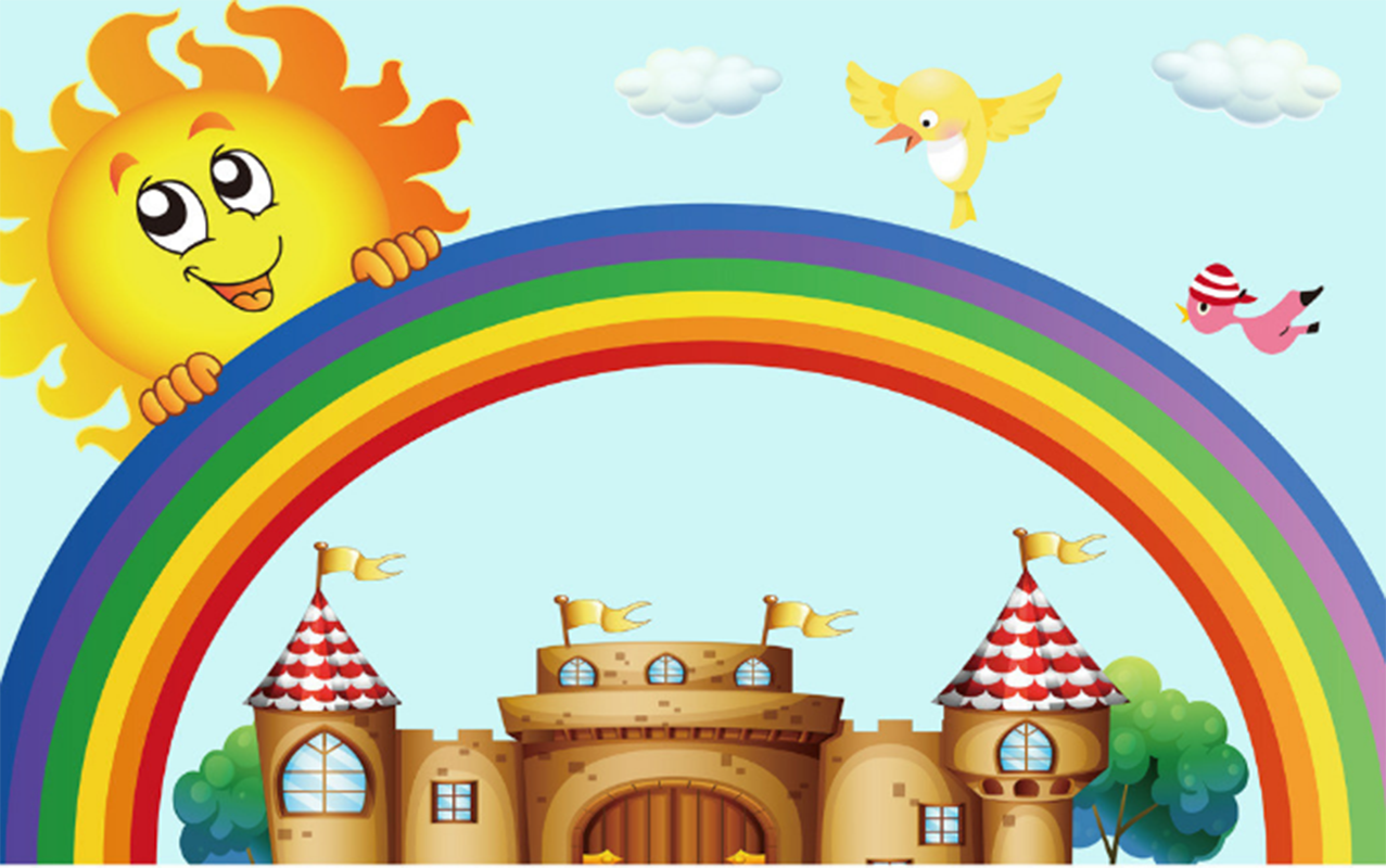 3D Sun Regenbogen Haus 7888 7888 7888 Tapete Wandgemälde Tapeten Bild Familie DE Summer | Preisreduktion  0b48ff