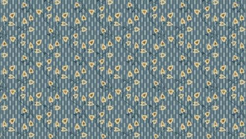 tamaño 55 cm X 50 Cm más grandes disponibles Hoja de corazón azul de tela de algodón azul cielo Coll