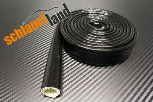 1m Alu-Titan Hitzeschutzschlauch ID 60mm ***Klettverschluss heat sleeve