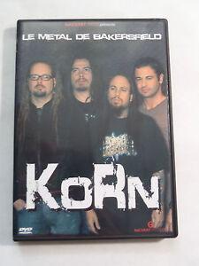 DVD-Korn-il-in-Metallo-di-Bakersfield