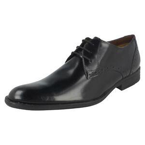 Mens Hush Puppies Lace Up Formal Shoes *kensington* Elegante Form