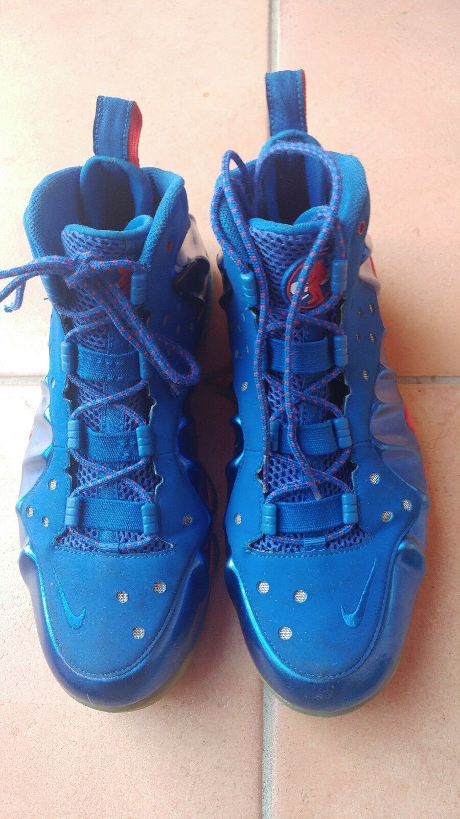 5fdeac7e13d Nike Charles Barkley Posite Max Sixers 76ers Energy Fire 555097 300 ...