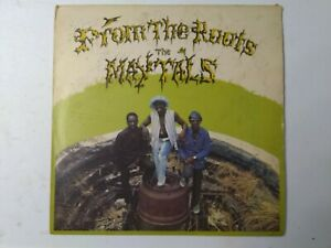 The-Maytals-From-The-Roots-Vinyl-LP-1973-UK-COPY