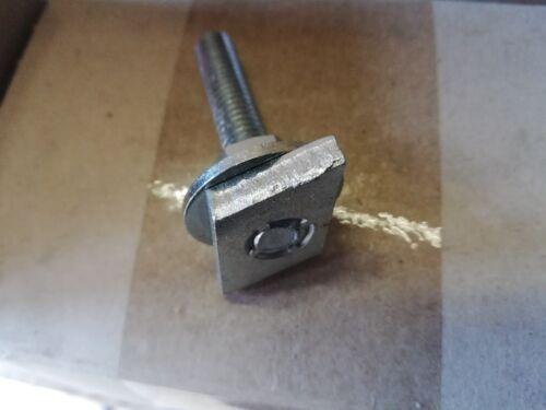 Hammerkopfschrauben  M8x20 50 Stück Trapetzförmig für Profil 27//18 und 28//30