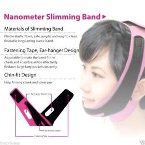 Banda-reductora-grasa-anti-papada-Chin-Cheek-Slimming-Mask-Strap-Band-Lift-Up