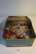 C33 Ensemble d'anciennes boules et accessoires de Noel vintage !!