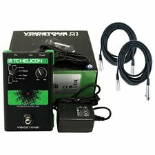 USEDPEDALS 12v AC Power Supply TC Helicon Voicetone D1 Doubling /& Detune Pedal