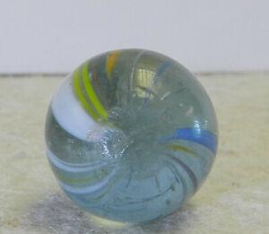 #12650m Nice German Handmade Marble .67 Inches NM+