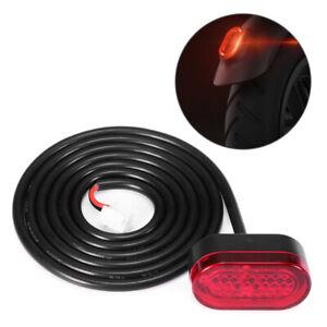 Hinten-Rueckleuchte-Plastic-Light-Weight-for-Xiaomi-mijia-m365-E-Scooter-Skateboard