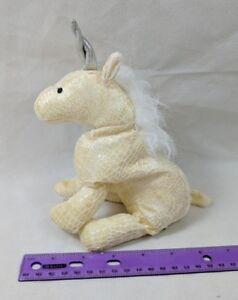 "Russ Mystic Zonies Ariel 8"" Beanie Plush Stuffed Animal Tan Unicorn - Deutschland - Russ Mystic Zonies Ariel 8"" Beanie Plush Stuffed Animal Tan Unicorn - Deutschland"