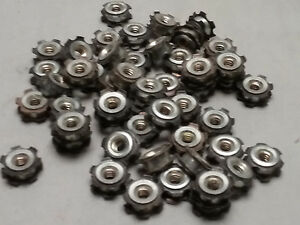 3 4 Quot Double Spring Threaded Star Tube Insert Connectors 1