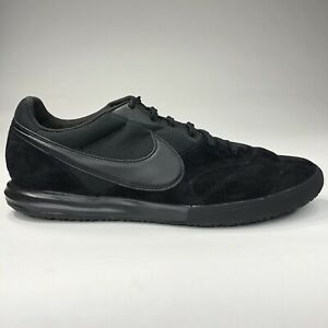 New-Nike-Premier-II-Sala-AV3153-011-Men-Football-Shoes-Black-US-Size-12