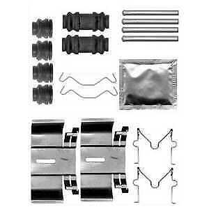 Delphi Brake Pad Fitting Kit LX0563 GENUINE 5 YEAR WARRANTY BRAND NEW