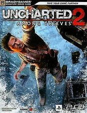 Uncharted 2: Among Thieves Signature Series Strategy Guide (Bradygames Signatur
