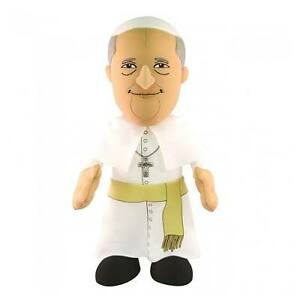 POPE-FRANCIS-LIMITED-EDITION-10-INCH-TALL-PLUSH-FIGURE-DOLL-FREE-USA-SHIPPING