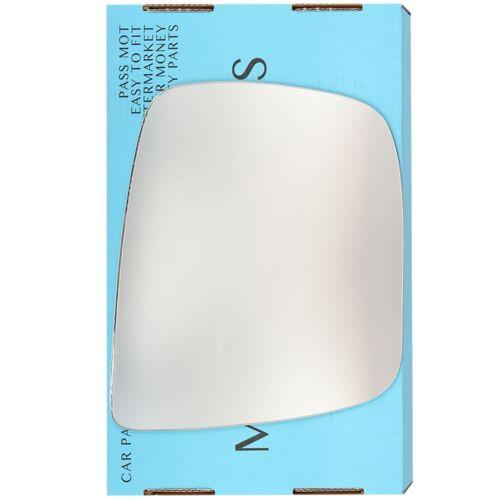 Placa Ala derecha Lado Del Conductor Cristal Espejo Para Nissan NV200 2010-17 Calentado