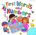 First Words and Numbers by Miles Kelly (Paperback, 2016)