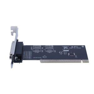 DB25-porta-parallela-IEEE-1284-stampante-Controllo-PCI-Scheda-adattatore-ne-M8E2