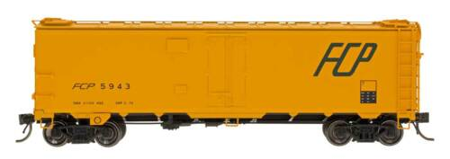 InterMountain HO 46713 Ferrocarril del Pacifico FCP R-40-10 Refrigerator Car