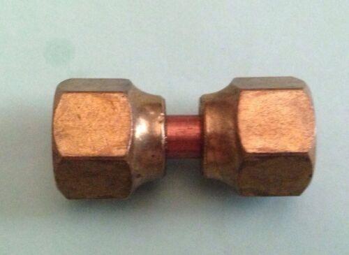 1//4 Flare Swivel Nuts All Brass Propane RV Fitting