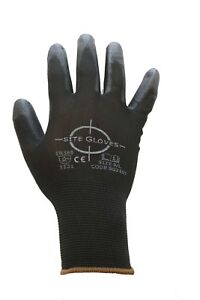 PU-Coated-Safety-Work-Gloves