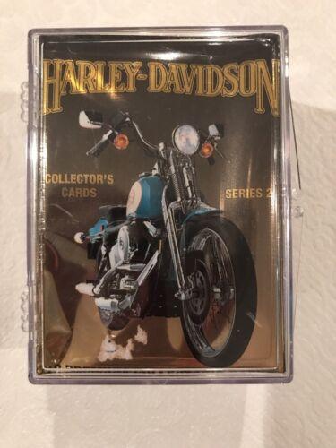 1992 Harley Davidson Series 2 Collectors set 100 Cards