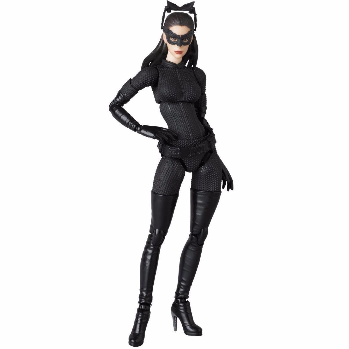 Medicom Juguete Mafex No.009 The Dark Knight Rises Selina Kyle Figura de Acción
