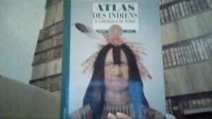 Atlas-des-Indiens-d-039-Amerique-du-Nord-de-Legay-Gilbert-Livre-d-039-occasion