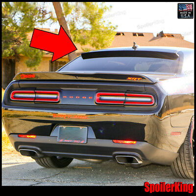 SpoilerKing Rear Window Roof Spoiler compatible with Dodge Challenger 2008-on