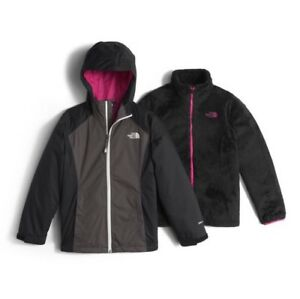 NWT-Girls-The-North-Face-OSOLITA-TRICLIMATE-Jacket-Retail-150-00