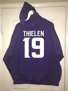 vikings jersey hoodie