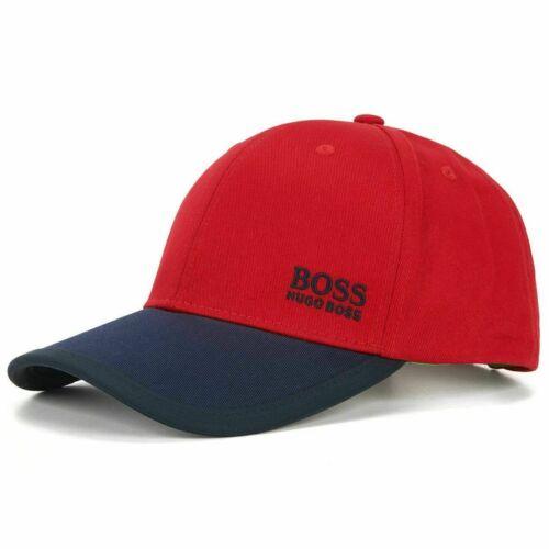 Hugo Boss Men/'s Premium Adjustable Sport Cotton Twill Hat Cap 14 50330291
