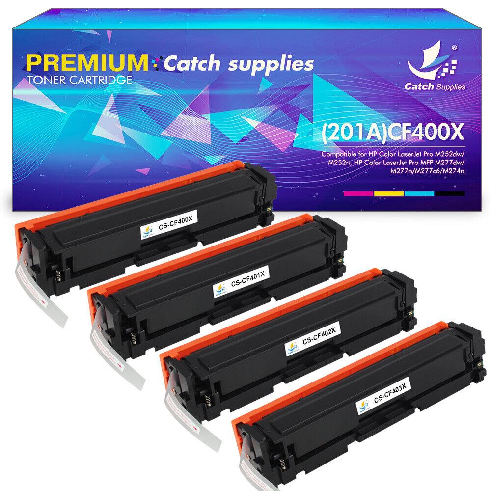 CF400X CF403X Toner Cartridge For HP 201X LaserJet Pro M252dw M252 M277 M277dw