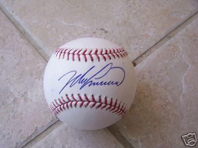 Balls Mike Lieberthal Phillies Dodgers Signed Official Ball Reliable Performance Sports Mem, Cards & Fan Shop