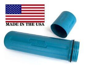 "14/"" GREEN Welding Electrode Rod Guard® Holder Storage Canister"