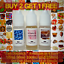 E-Liquid-Vape-Juice-eliquid-Max-VG-Cloud-Chaser-3mg-Nicotine-30ml-UK-MADE thumbnail 1