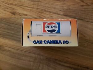 Vintage-Pepsi-Can-Camera-Soda-Cola-Pop-Novelty-110-Camera-Advertising-Premium