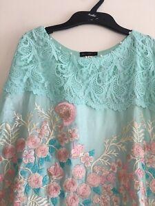 10-20 Taglie Nuovo di zecca Marks Spencer /& Puro Cashmere Crew maglione a girocollo Grigio Marle