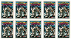 10-1989-Topps-K-Mart-Dream-Team-Baseball-5-Jay-Buhner-Lot-Mariners